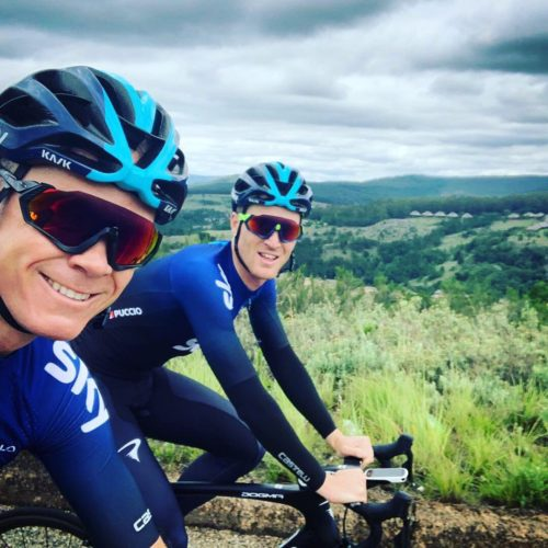 photo chrisfroome twitter