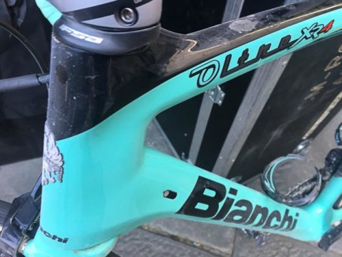 http://www.cyclingnews.com/features/strade-bianche-huge-tech-gallery/