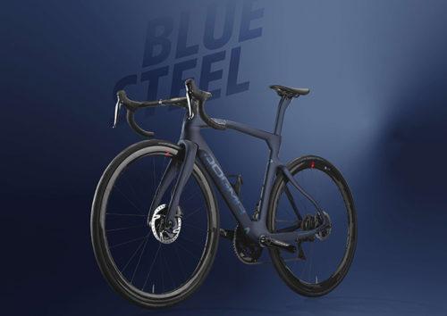 A551/BLUE STEEL